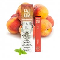 Cali Bars - Disposable Vape Pen Device - Peach Ice 5