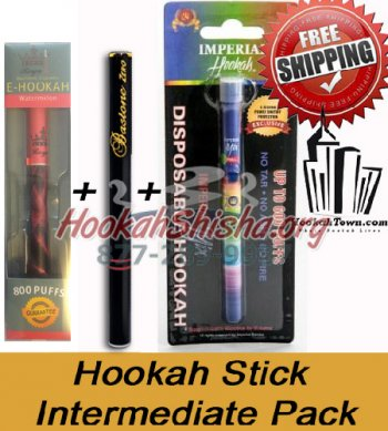 Hookah Stick Intermediate Set: 6 Piece