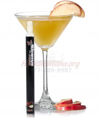 Sigma Disposable e-Hookah – Nicotine Free Apple Martini