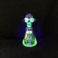 ILLUMINATI UV Grape Ape Banger Hanger