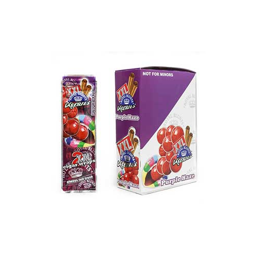 K Series Royal Blunts XXL Wraps - Purple Haze