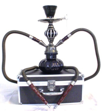 Small Vortex Zen Hookah Single Hose and Double