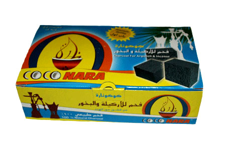 CocoNara Charcoal 84 Piece Box