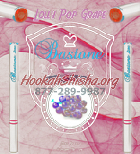 Bastone E Cig Liquid Premium: Lolly Pop Grape