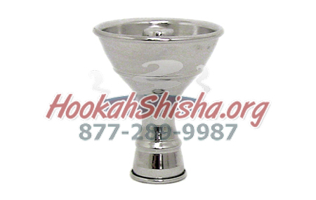 Metal Vortex Hookah Bowl