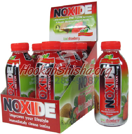 Noxide Detox Drink : Kiwi Strawberry