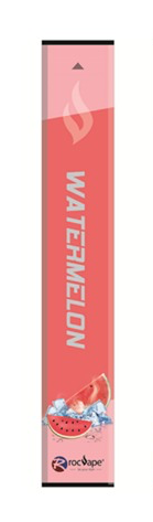 RocVape 5% Nic Disposable Vape Pen - Watermelon Ice
