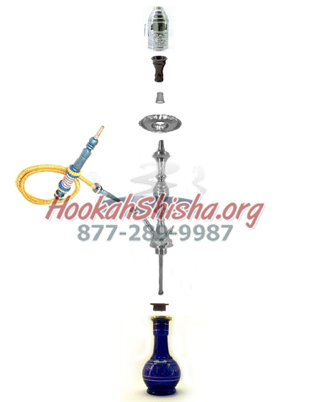 Hookah Instructions