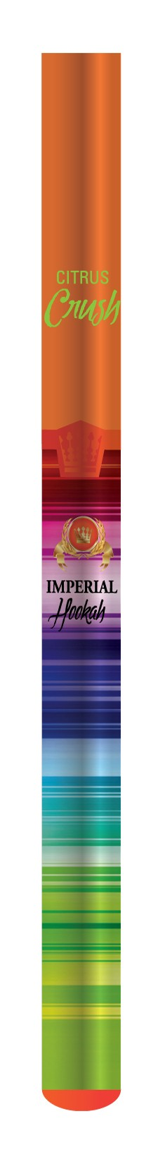 Imperial Hookah: Citrus Crush : Portable Hookah Stick
