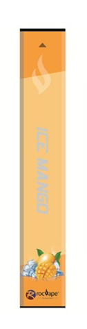 RocVape 5% Nic Disposable Vape Pen - Ice Mango