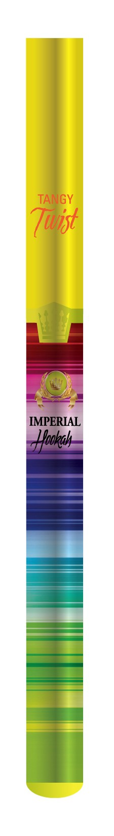 Imperial Hookah: Tangy Twist : 600 Puffs